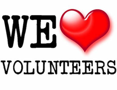 KINDERGARTEN VOLUNTEERS WANTED!!!